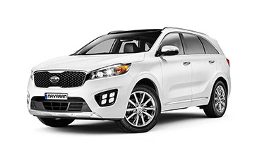 Kia Sorento With no traffic limitations of Covid-19